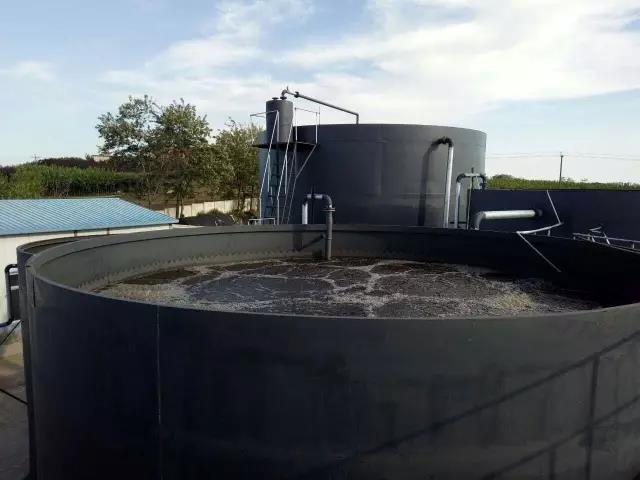 甲壳素生产废水处理工程